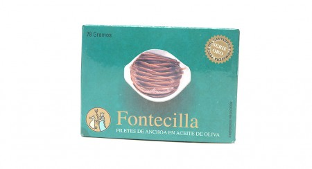 Anchoas de Santoña doble octavillo RR80