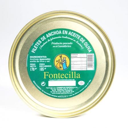 Anchoas de Santoña RO180